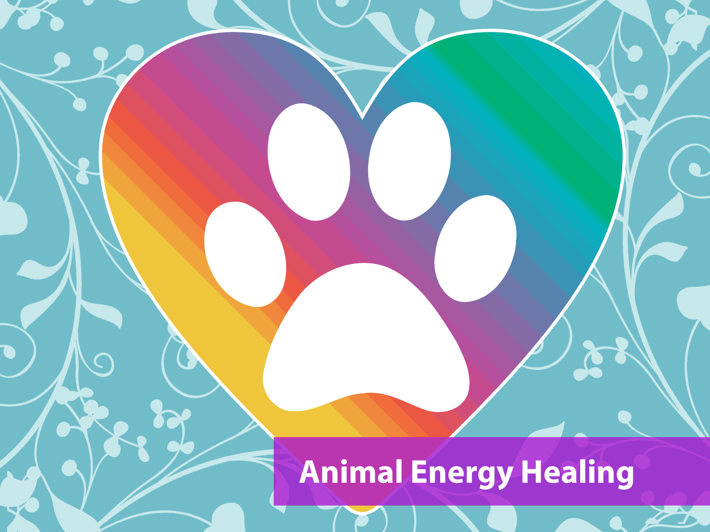 Energy healing for pets