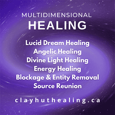 Healing on all levels of consciousness