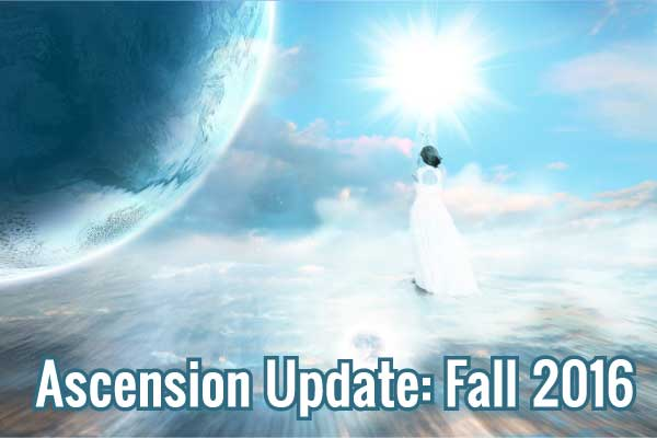 Ascension Update: Fall 2016